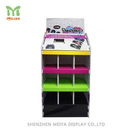 Corrugated Display, Floor Standing, 2 Headers