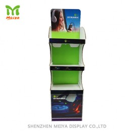 POP Display, 3-Tier, Removable Headcard Cardboard