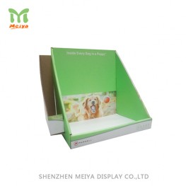 Promotion Corrugated Display, Durable Design