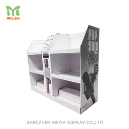Electronic Products Display, Corrugated Display