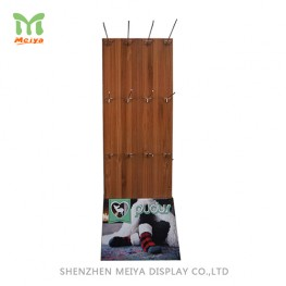Premium Corrugated Display, With Iron Peg Hooks