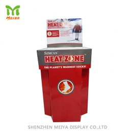 Corrugated Dump Bin for supermarket