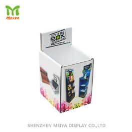 Customize Dump Bin Cardboard Display