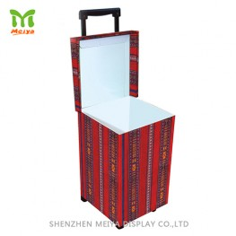 Promotion Cardboard Trolley Bag