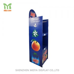 Customized and wholesale all kinds of cardboard display stands