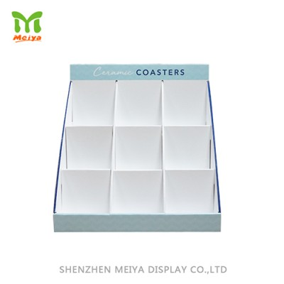 9 Cell Counter Display for Drink Costers