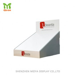 Popular cheap printed cardboard counter display
