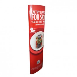 Advertising Cardboard Display Stand