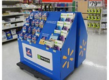 8 advantages of custom Wal-Mart pop displays