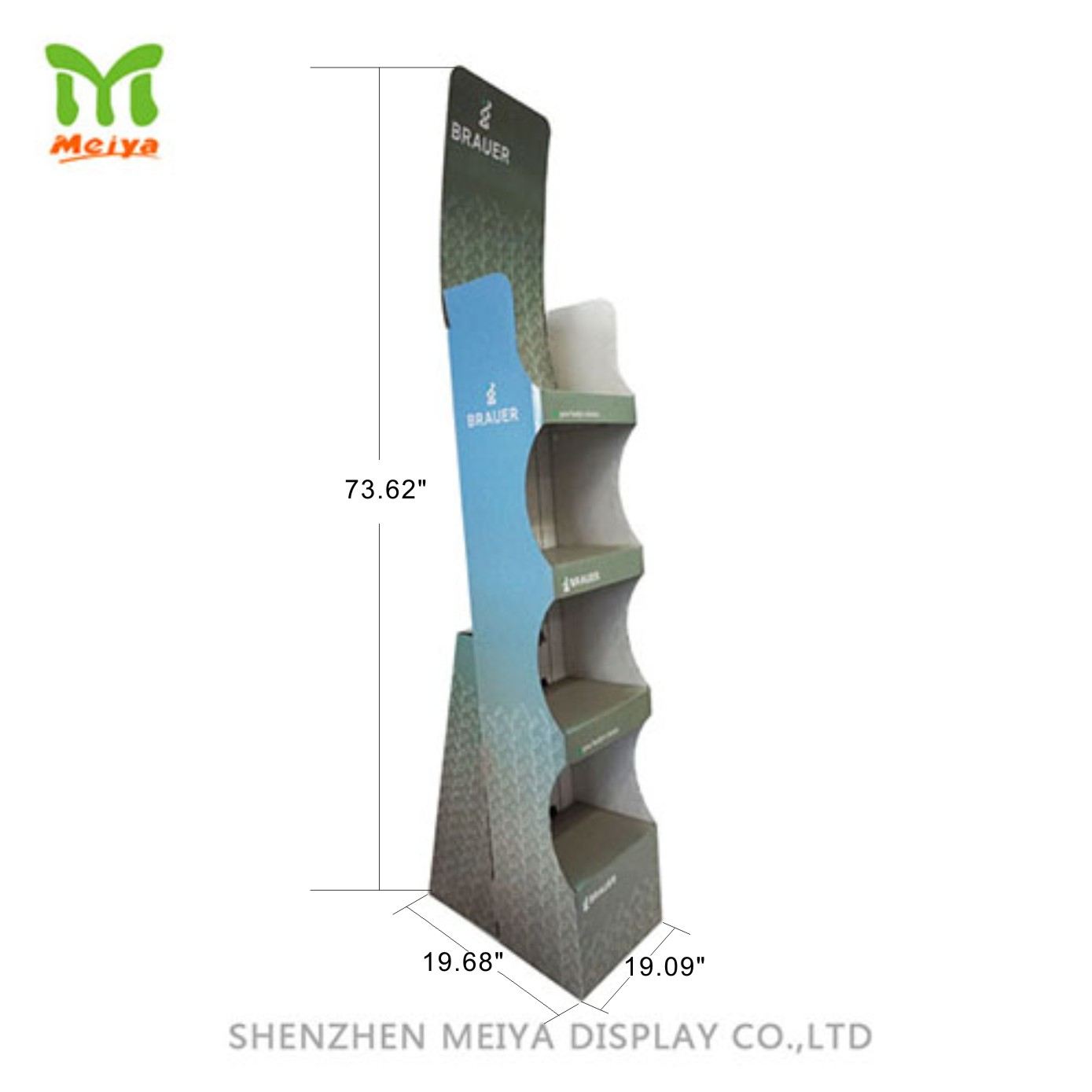 Corrugated Display