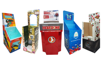 "alt=""cardboard dump bin china factory direct sale"""